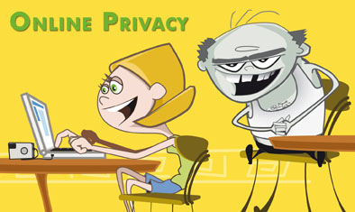 privacy graphic for website